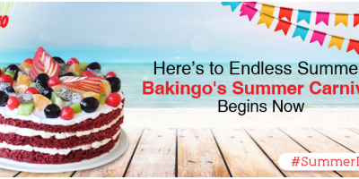 Here's All You Need To know About Bakingo's Summer Carnival
