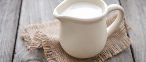 milk temperature in baking