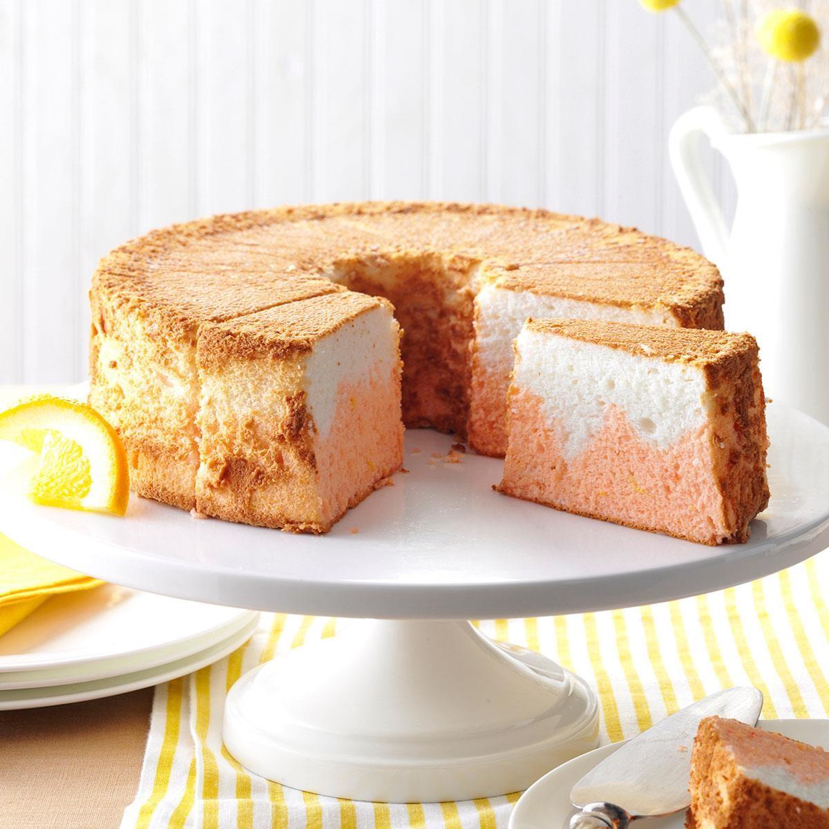 Angel Food Cake, US