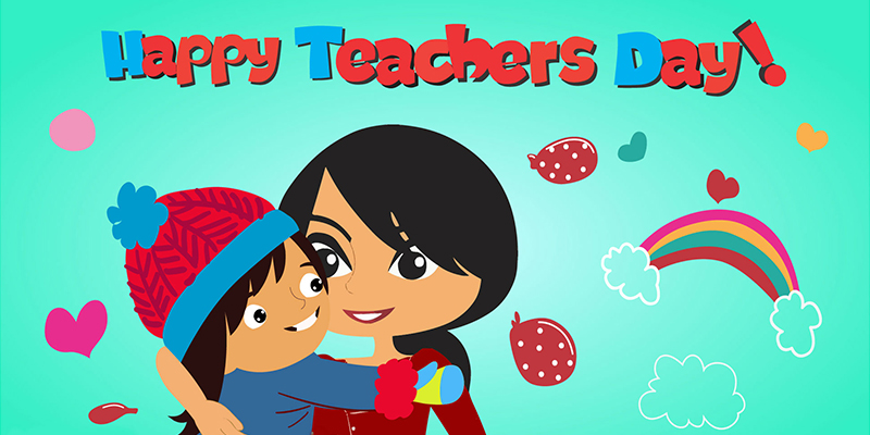 Touch Your Teacher's Heart With These Sweet Teachers' Day