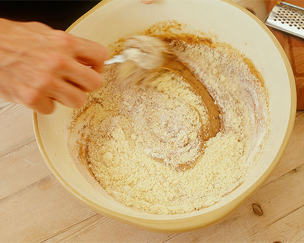 Fold The Flour Carefully