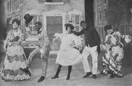 The Cakewalk Dance