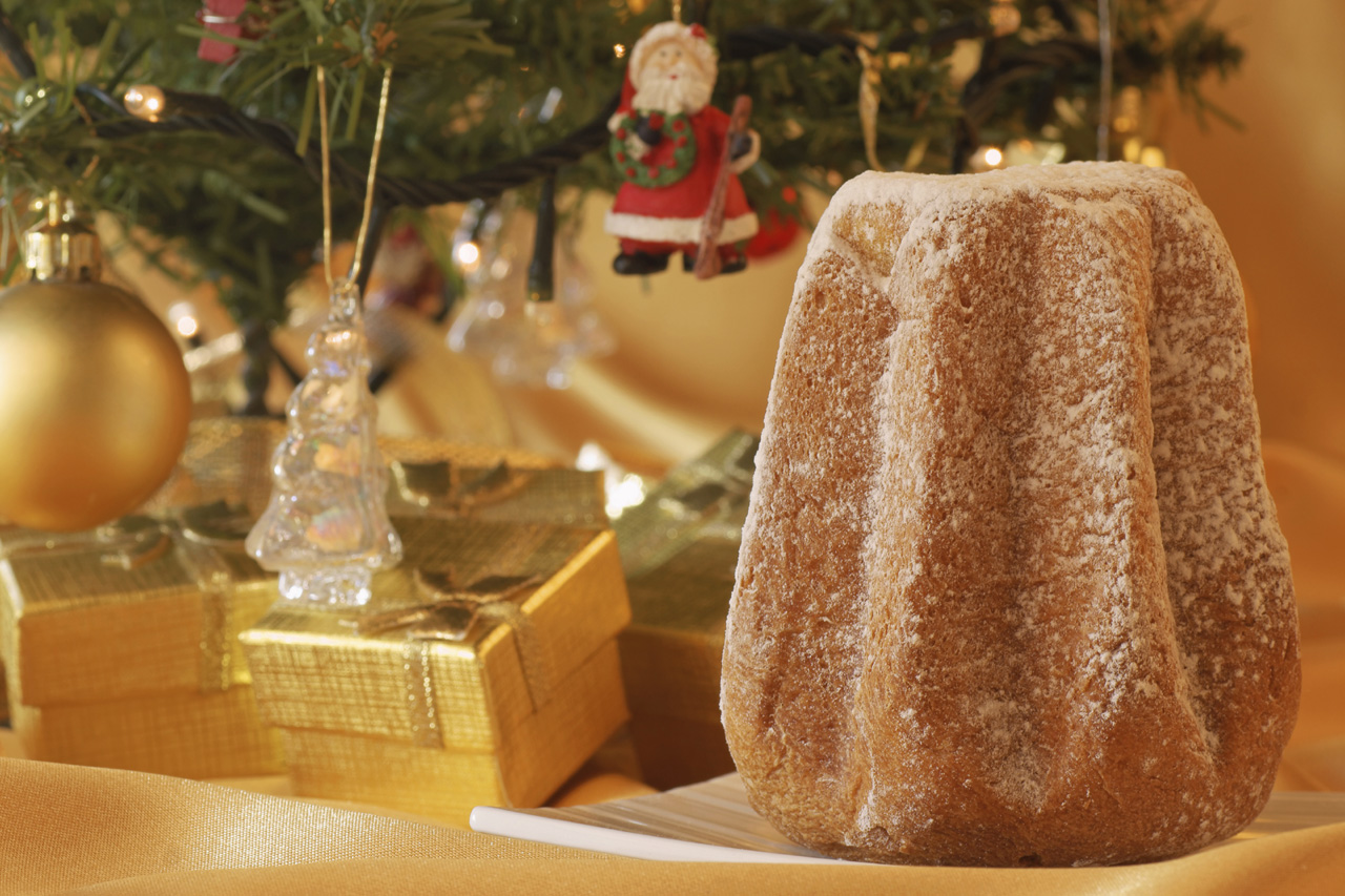 Italy Pandoro Christmas Cake