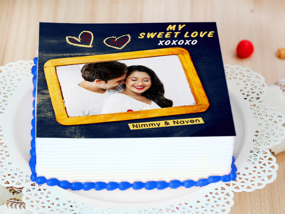 Surprising 5 Unique And Best Birthday Cake For Boyfriend Funny Birthday Cards Online Inifodamsfinfo