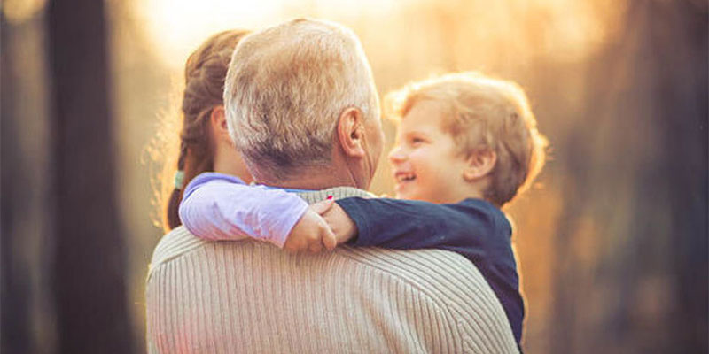 Things to do on Grandparents day