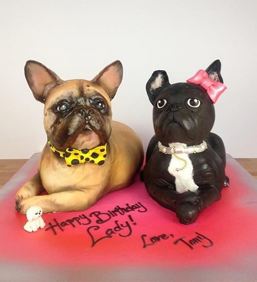 30thBirthday Cake of Lady Gaga