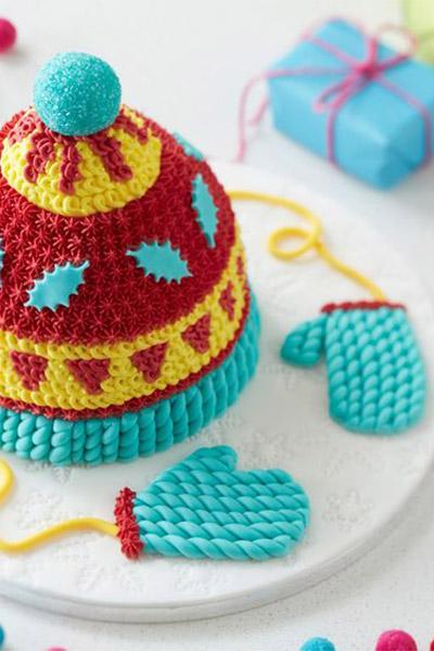 Wool Hat Cake