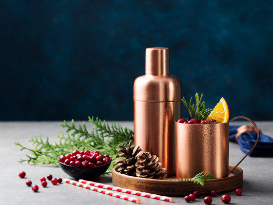 Copper gifts