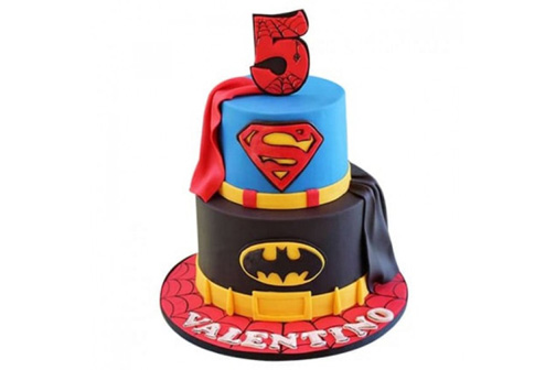 Super Powers cake