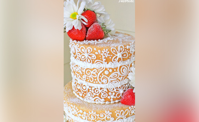 Tall Tiered Cakes