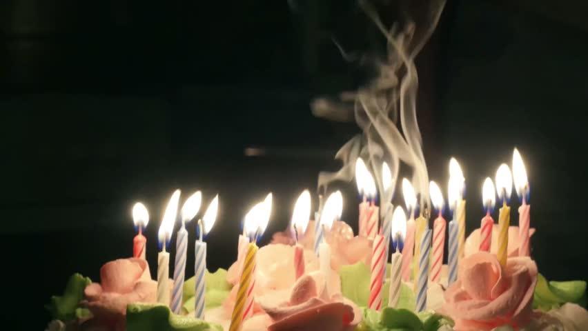 Enjoyable Blowing Curiosity Surrounding Birthday Candles Bakingo Blog Personalised Birthday Cards Akebfashionlily Jamesorg