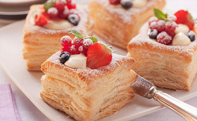 diwali pastry