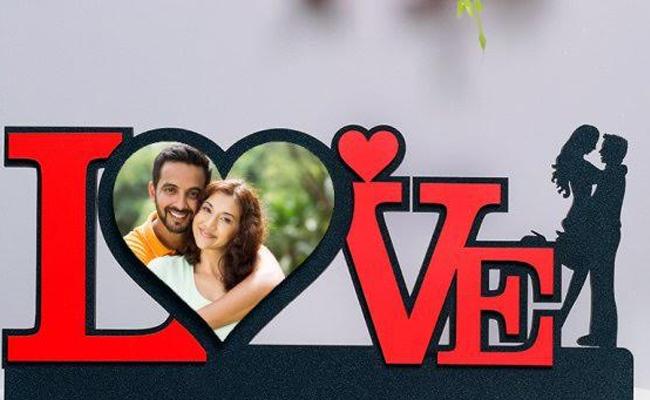 Love Photo Frame for Valentine