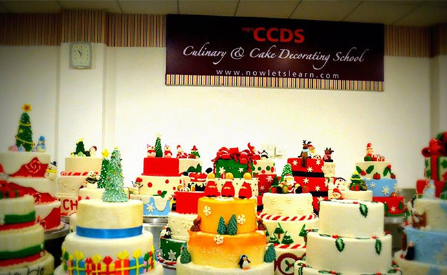The Culinary and Cake Decorating School