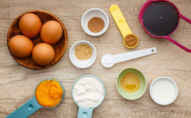 Cupcake Ingredient