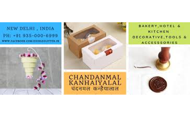 baking tools at Chandanmal Kanhaiyalal