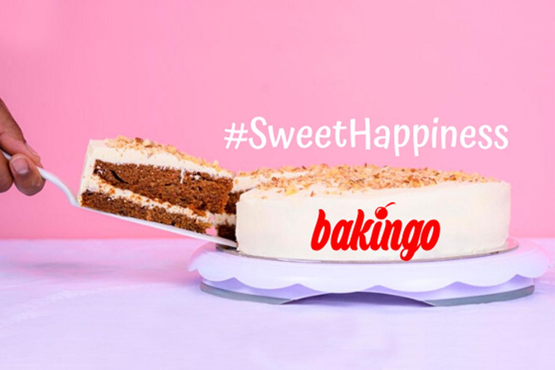 Sweet Happiness by Bakingo