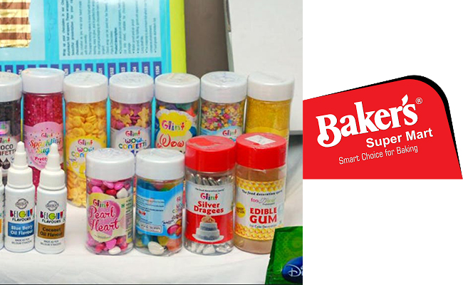 Bakers Super Mart - A Super Store of Baking Ingredients and Baking Tools in Hyderabad