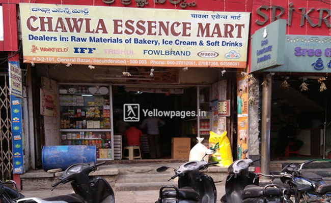 Chawla Essence Mart - Deals in Raw Material of Bakery Ice Cream and Soft Drink in Hyderabad