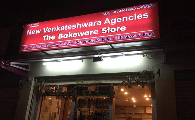 Venkateshwara Agencies - The Bakeware Store in Hyderabad