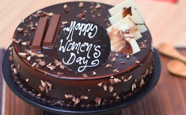 Chocolate Cake for Womens Day