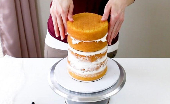 Stabilising the Cakes