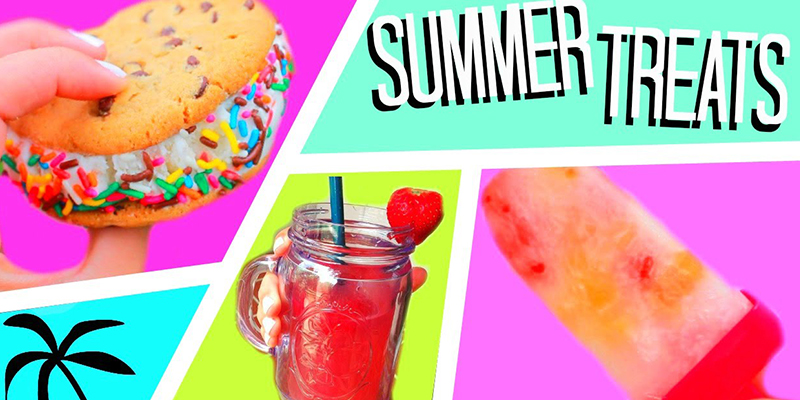 12 No-Bake Summer Treats