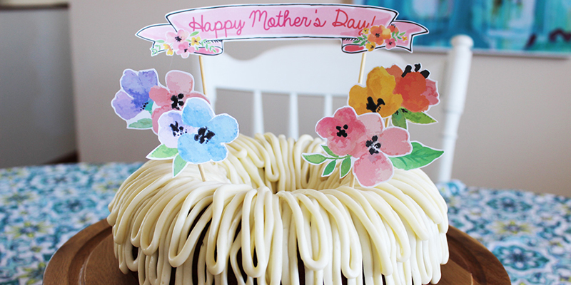 15 Stunning Mother S Day Cake Ideas Bakingo Blog