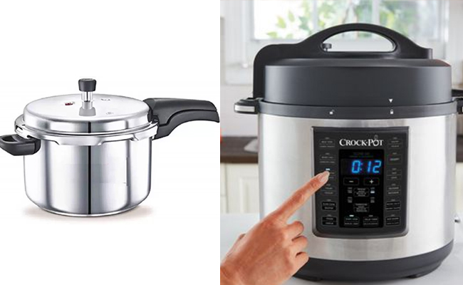 Crockpot Or Pressure Cooker