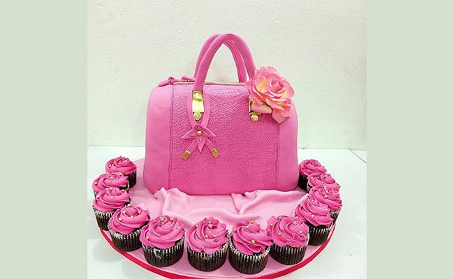 Handbag Designer Cake