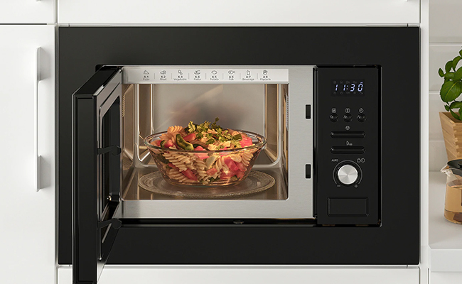 Microwave As Oven Substitute