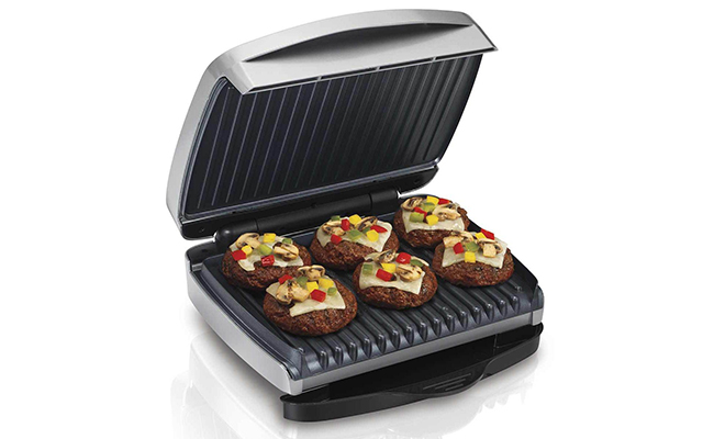 Indoor Electric Grill As Oven Substitute