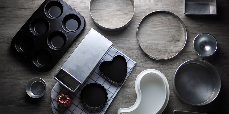 Different Types of Cake Moulds