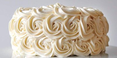 Cake Icing at Home