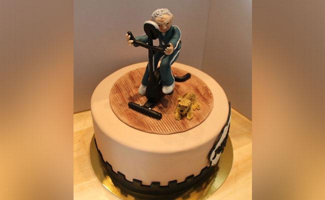 Fit N Fab Grandpa Cake
