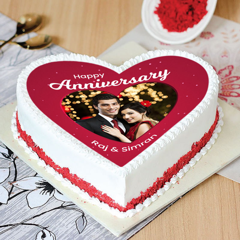 Photo and Poster Cake