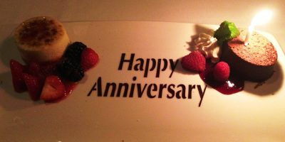 Special Anniversary Cakes