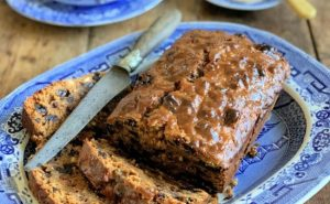 Welsh loaf Cake