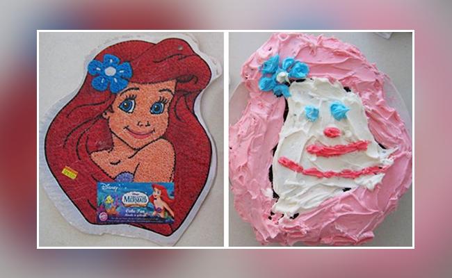aerial cake