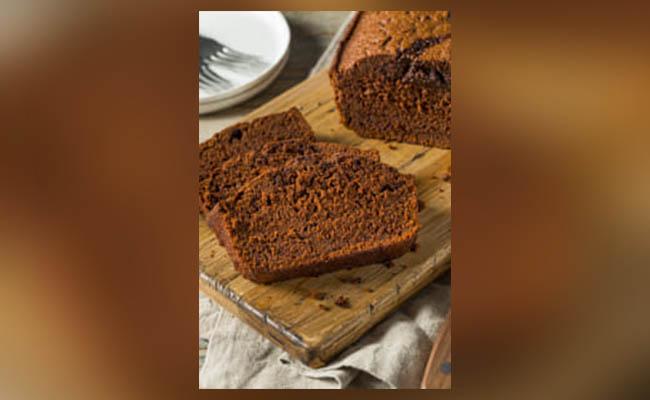 Healthy sticky cake
