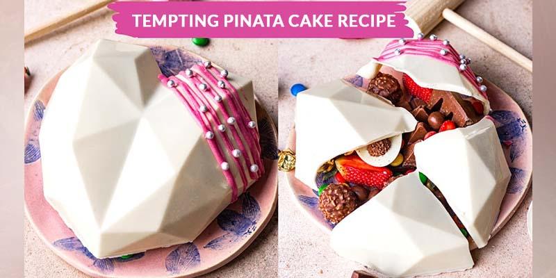tempting pinata cake recipe