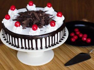 Black Forest Cake For Thanksgiving