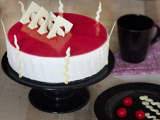 Blueberry Cake For Husband Birthday